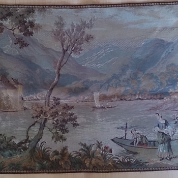 Old French Tapestry?