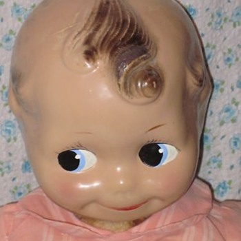 Old Kewpie doll? - Dolls
