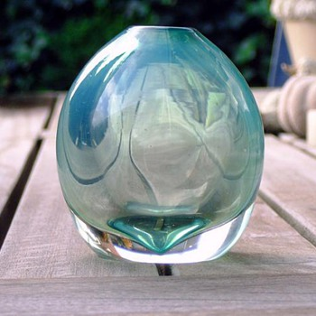 Floris Meydam Unica 1956 - Art Glass