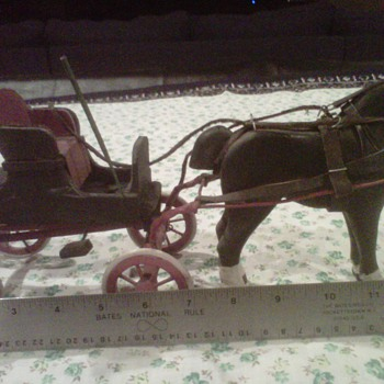 Horse and Buggy from Grandparents House