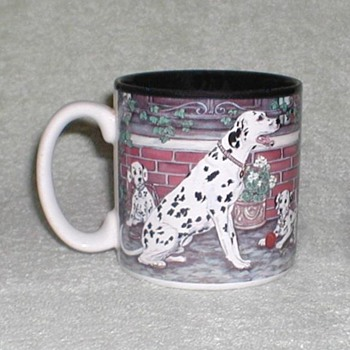 Dalmatians Coffee Mug