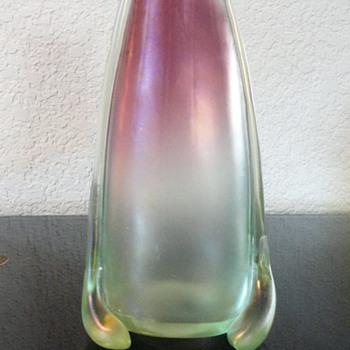 """Loetz """"Syrius"""" vase E. Bakalowits Söhne - Art Nouveau"""
