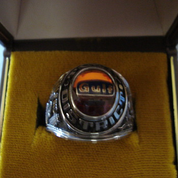 Corporate Class Ring