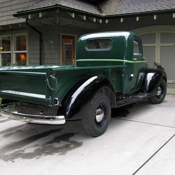 1941 Chevrolet 3/4 ton pickup