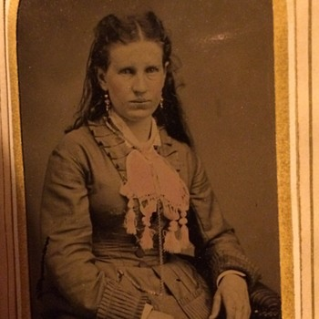 Post Civil War Era Tintype Photos Part Two