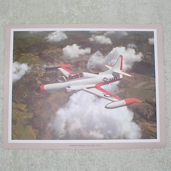 Lockheed Seastar Airplane Print