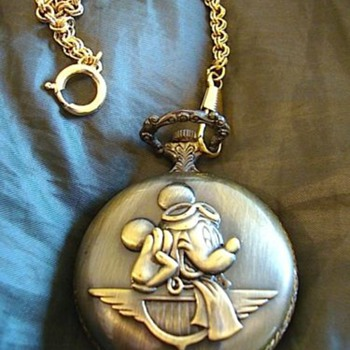1999 Mickey pocketwatch