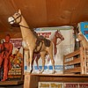 Jhonny West Aventures Thunderbolt Horse with Box