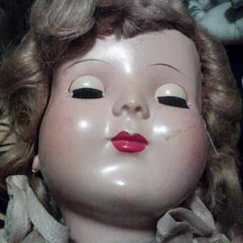 1930s to 1940s? Wanda the walking doll.