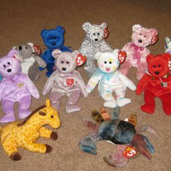 The Redeemed Beanie Babies - Animals