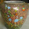 End of day vase Murano table lighter/ vase
