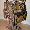 African-American made Sewing Stand?