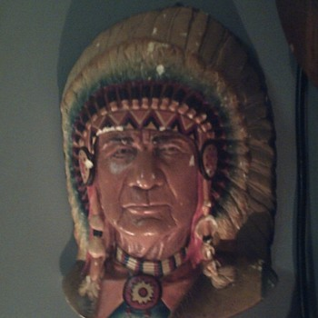 PAINTED CHIEF