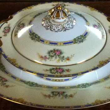 Noritake Sedalia china - China and Dinnerware