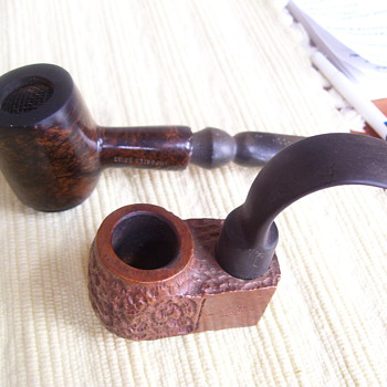 My fathers pipe