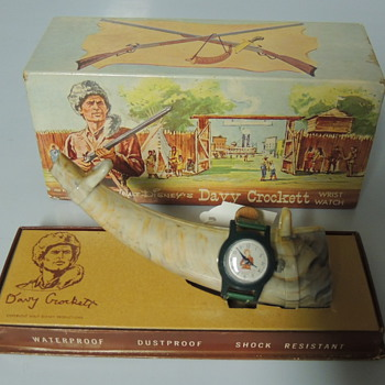 DAVY CROCKETT WRISTWATCH