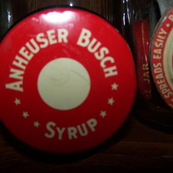Anheuser Busch Syrup Lid - Bottles
