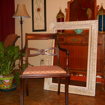 Recent auction find - Furniture