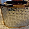 Vintage 1950's 'Majestic' Box Purse