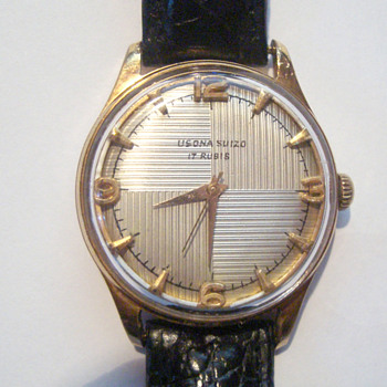 Help me get some information on this watch - Wristwatches