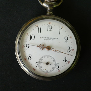 Knickerbocker Pocketwatch