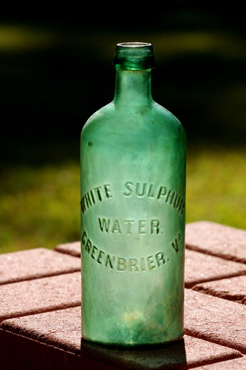 Old Mineral Water Bottle Collectors Weekly