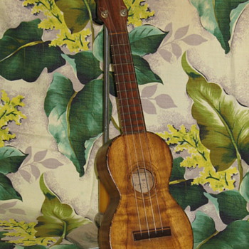 Jose Do Espirito Santo uke - Guitars