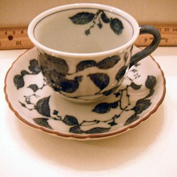 Asian tea cup