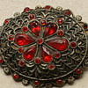 20's czech brooch