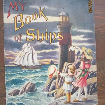 """My Book of Ships"" 1919"