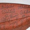 NFL RAIDERS TEAM SIGNED FOOTBALL