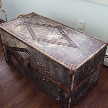 1903 innovation trunk - Furniture