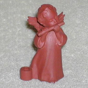 Goebel Angel Figurine - Christmas