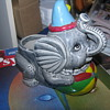 Circus elephant candle