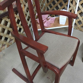 unique looking rocking chairs - Furniture