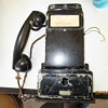 Antique Pay Phone