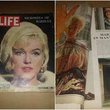 August 17th 1962 Life Magazine