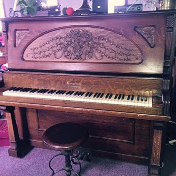 Kingsbury Piano