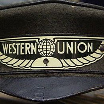 Western Union Messengers Hat - Hats