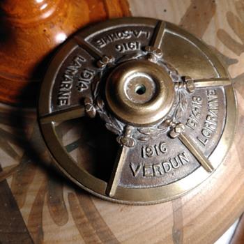 WW1 Artillery Dial 131st