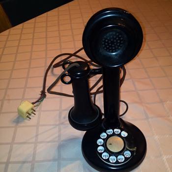 """American Telephone Company"" Vintage Phone - Telephones"
