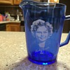 Shirley Temple miniature pitcher
