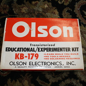 Olson Electronics of Ohio