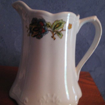 HA ??YLI? Creamer China - China and Dinnerware