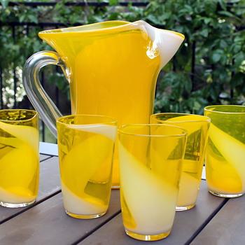 Fukuoka Glass water set