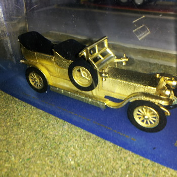 Matchbox Models of Yesteryear No.15 Rolls Royce Silver Ghost
