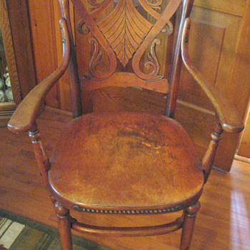 Could this chair be IRISH??? - Furniture