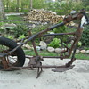 Indian motorcycle frame