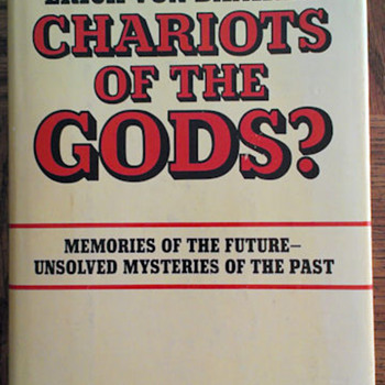 Chariots of the Gods? by Erich Von Daniken - Books