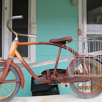 MURRAY KID BIKE